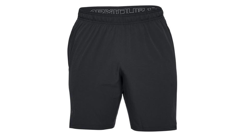 UA - TRX - Cage Shorts grau Herren M